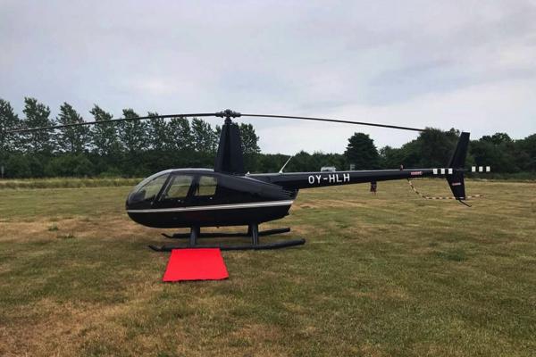 Helikoptertur med Herning Helicopters 4