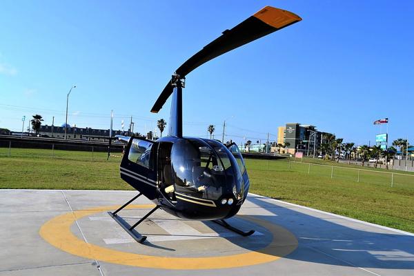 Helikopterpilot for en dag 2