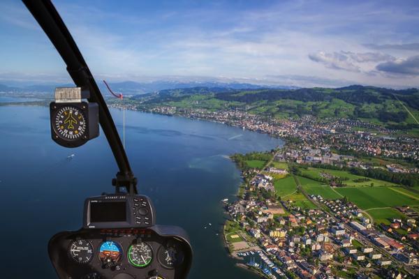 Helikopterpilot for en dag 4