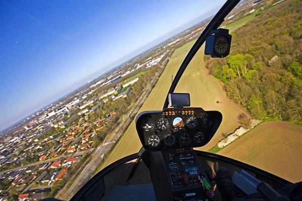 Privat helikoptertur 3
