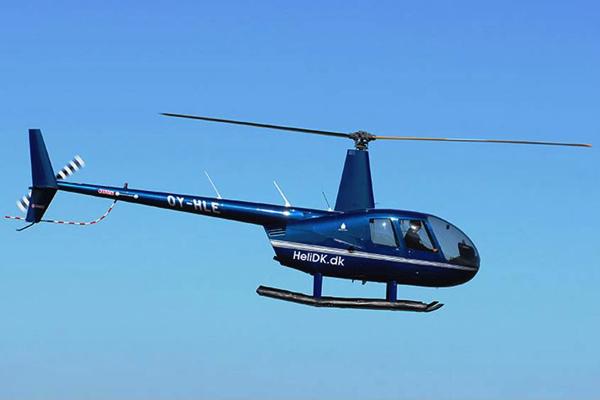 Privat helikoptertur 4